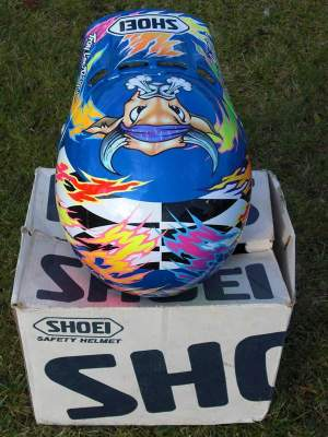 Shoei Jeff Emig replica