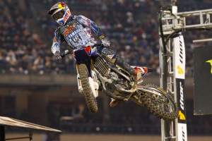 Stewart's fastest lap just edged Dungey, and he did the same in the results.