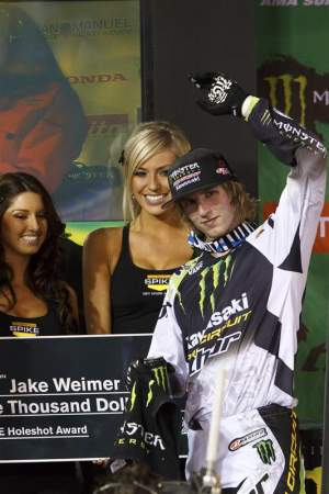 For the second year in a row, Weimer looks to take the points lead into Phoenix - where he won in 2008.