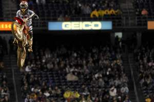 Davi Millsaps won his first 450cc main event since 2008 in San Diego. And it seemed routine.