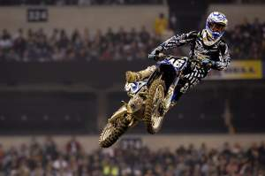 In his first ride on blue, Ryan Sipes nearly had a podium finish. He finished fourth.