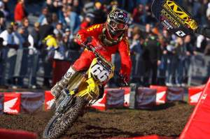 Blake Baggett has some serious speed.