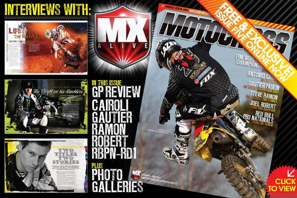 Chad Reed: One Last Ride - Motocross Performance Magazine