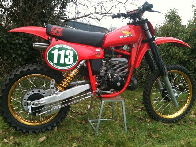 Your Collection: 1980 CR250 - Racer X Online