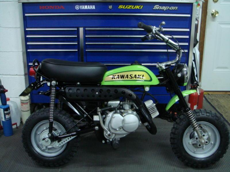 Kawasaki X For Sale