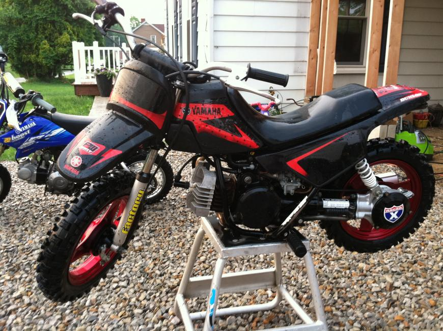 Your Collection: Yamaha PW50 - Racer X Online