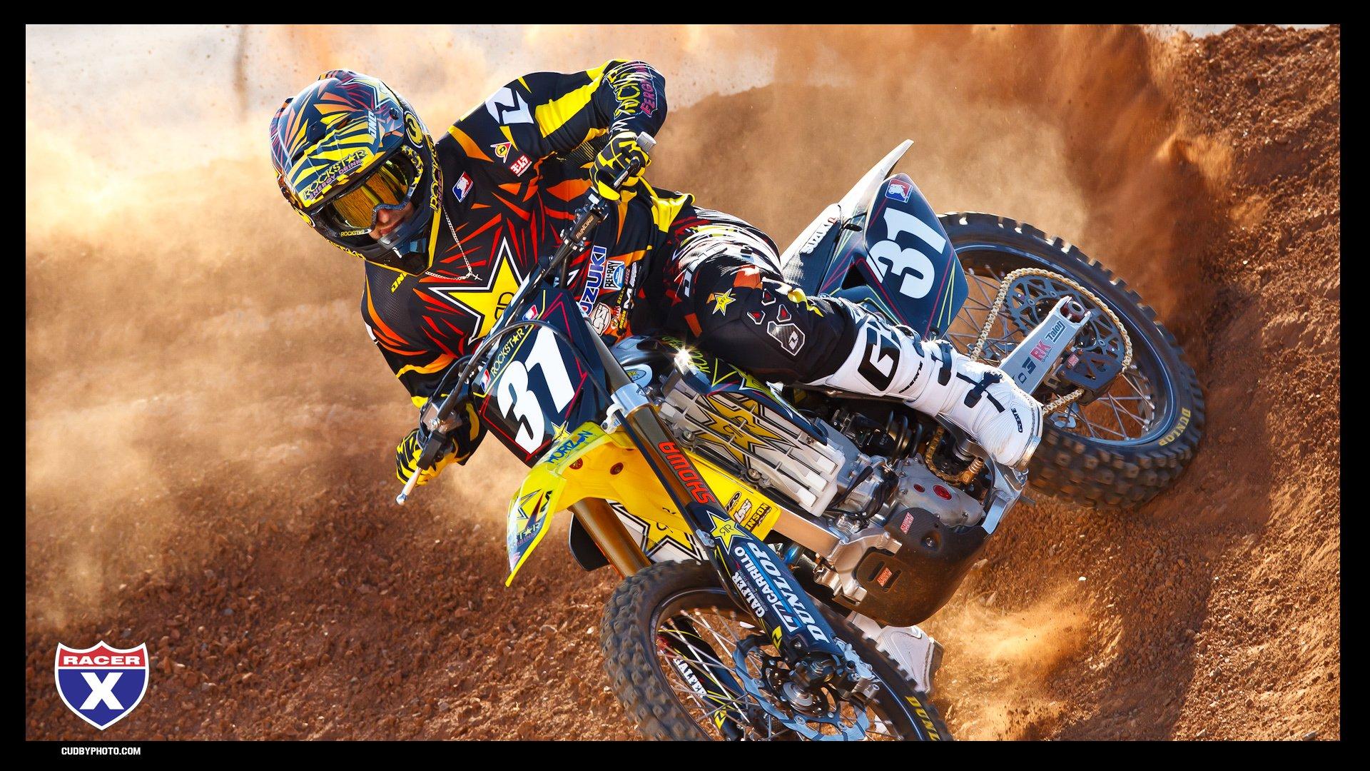 Rockstar Energy Racing Wallpapers Racer X Online