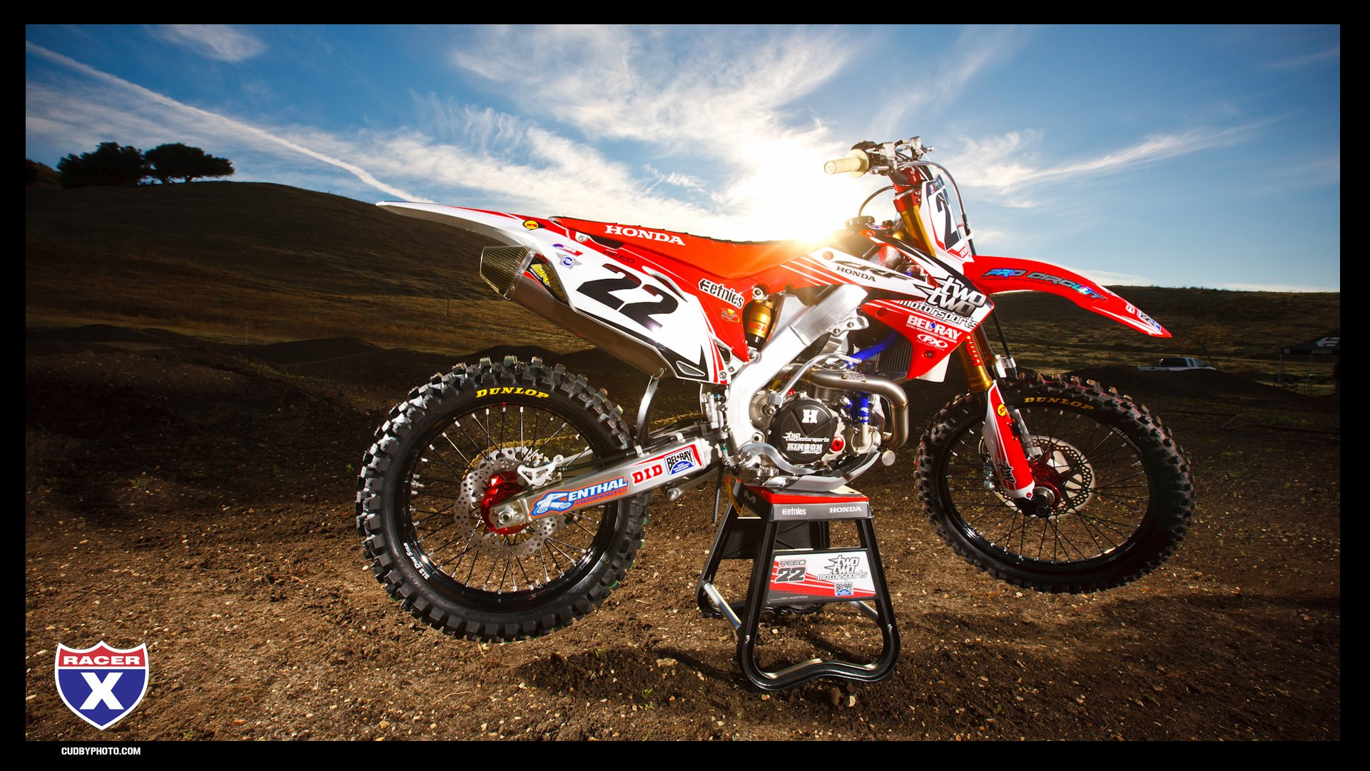 Chad Reed 2012 Wallpapers