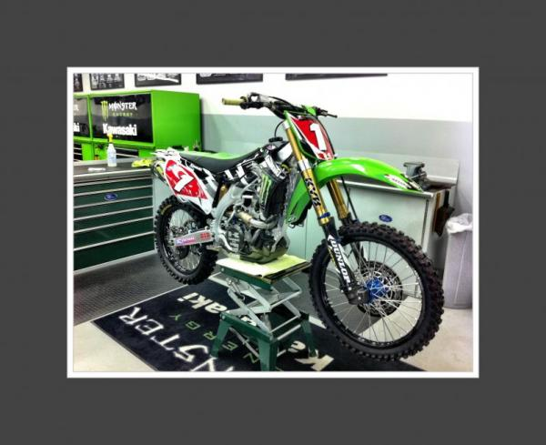 The List: Cool Kawasaki Things - Supercross - Racer X Online
