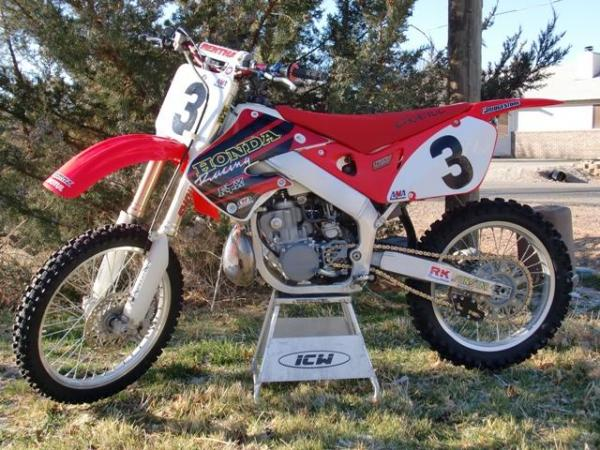 Your Collection 1999 CR250
