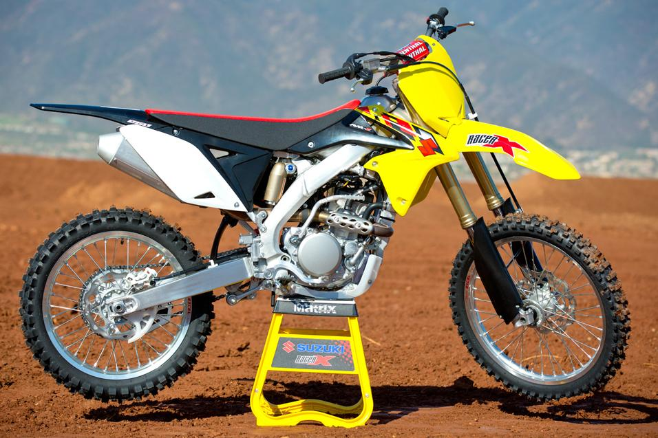 Racer X Tested: 2013 Suzuki RM-Z250 - Racer X Online