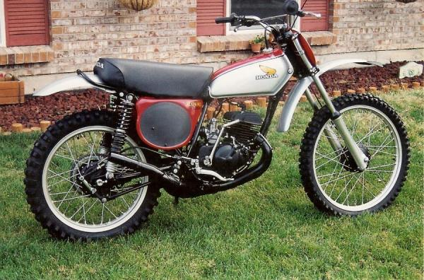Your Collection 1975 Honda Cr125m Racer X Online