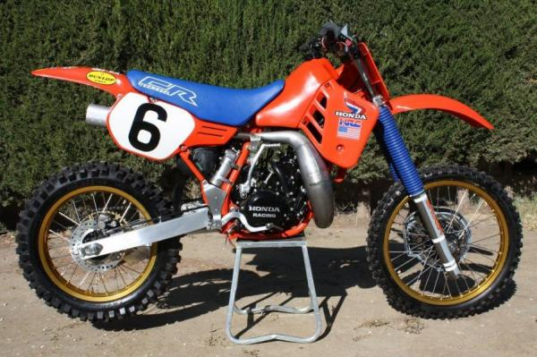 Your Collection 1986 Honda CR250