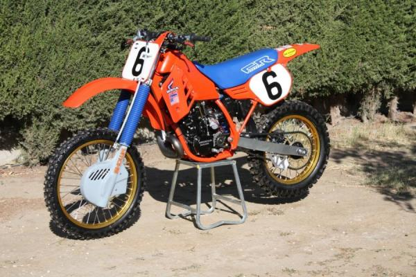 Your Collection 1986 Honda Cr250 Racer X Online