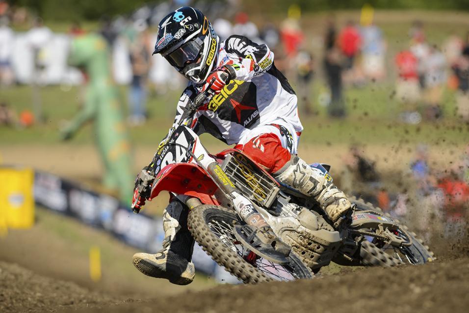 Unadilla Lucas Oil Ama Pro Motocross Championship 2013