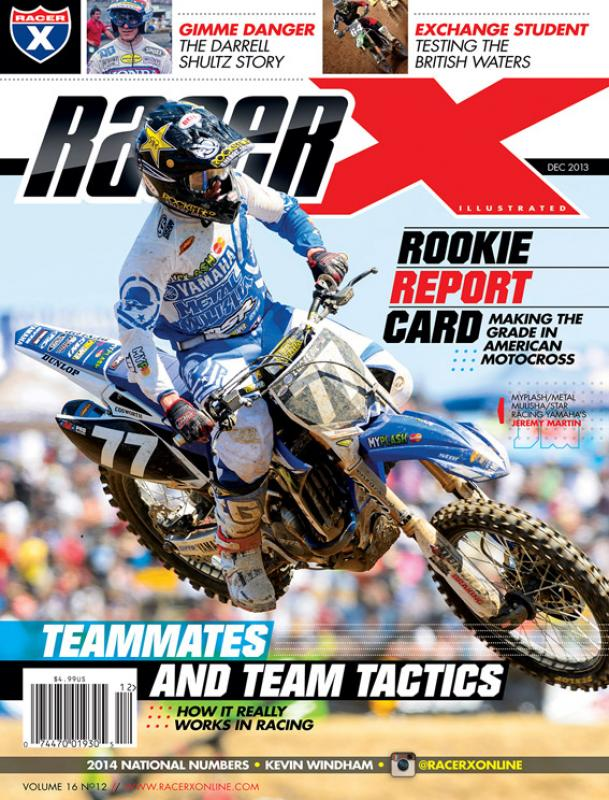 The December 2013 Issue - Racer X Illustrated Motocross Magazine