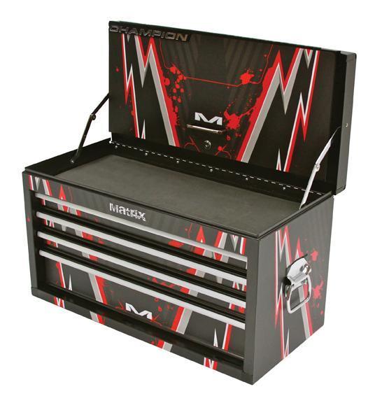 Matrix Concepts Factory Tool Boxes Racer X Online