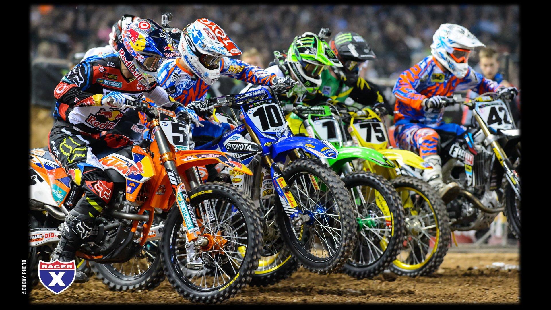 Phoenix Sx Wallpapers Supercross Racer X Online Monster Energy Motocross 4k