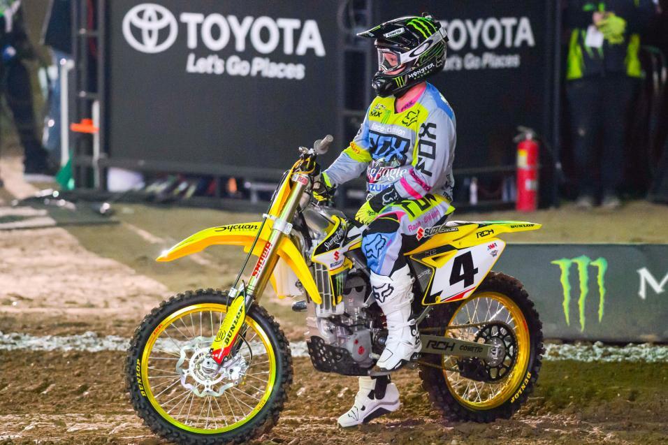 Between the Motos: Ricky Carmichael - Racer X Online