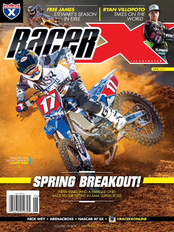 The June 2015 Issue - Racer X Illustrated  Magazine