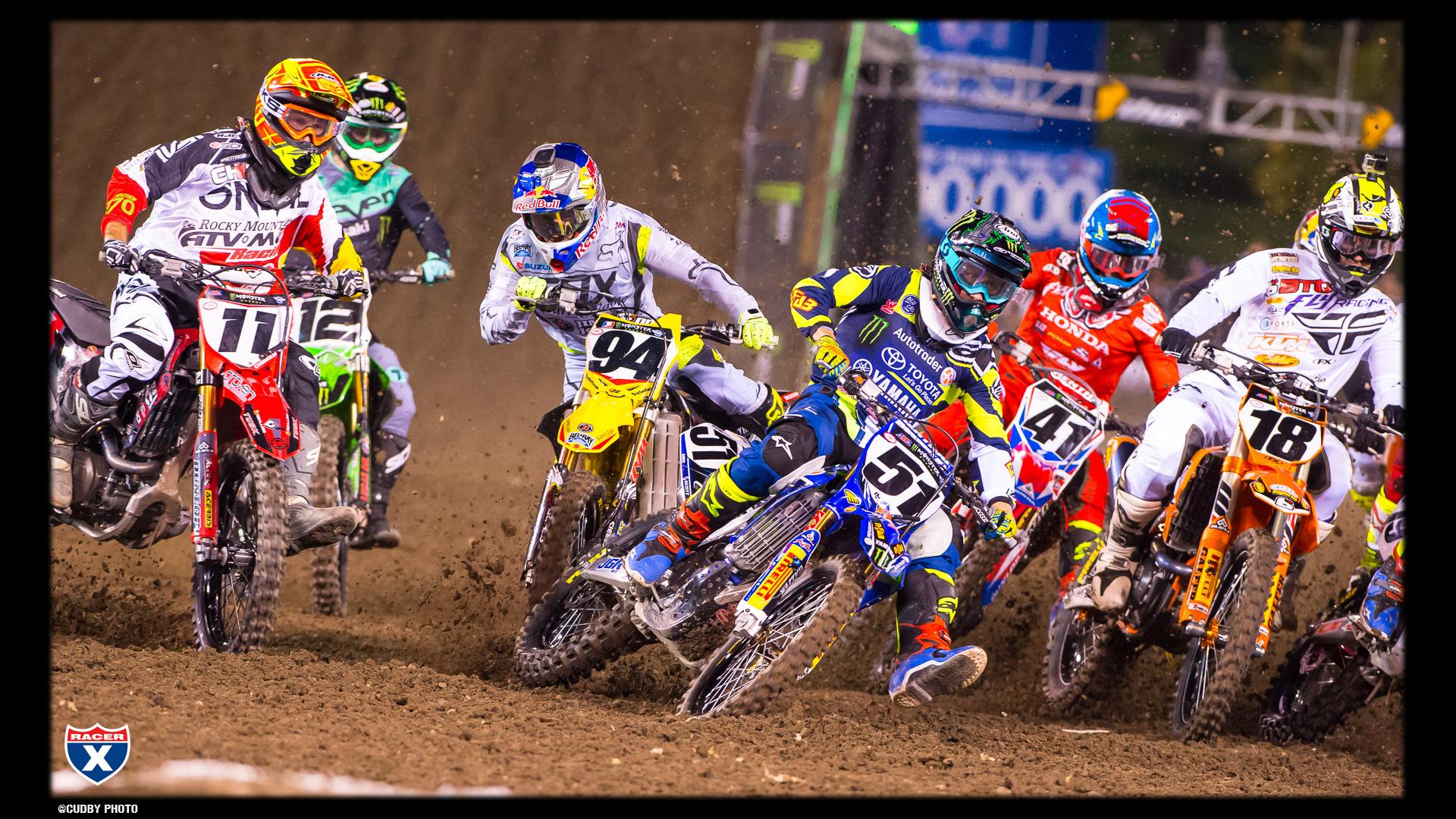 Anaheim 1 Wallpapers Supercross Racer X Online