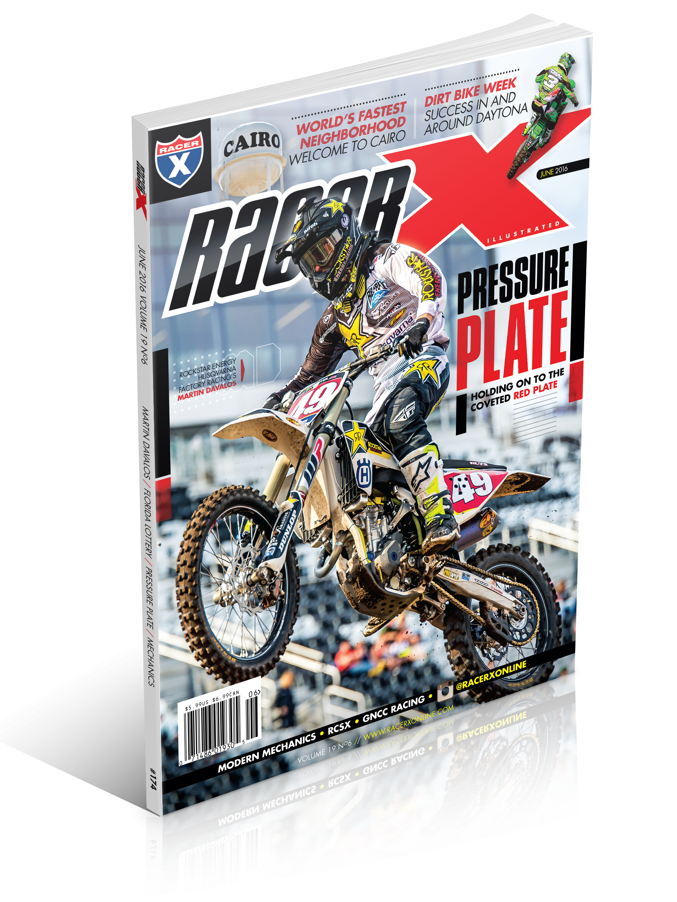 The June 2016 Issue - Racer X Illustrated Motocross Magazine