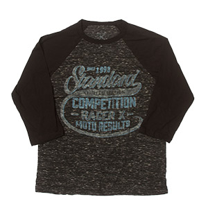 Racer X 1998 Standard Competition Moto Results Limited Edition Baseball Shirt