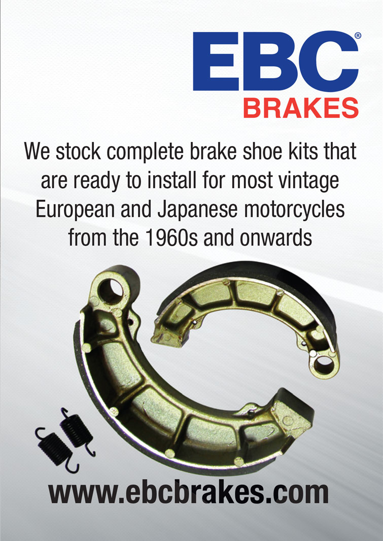 Racer X November 2019 - EBC Brakes Advertisement