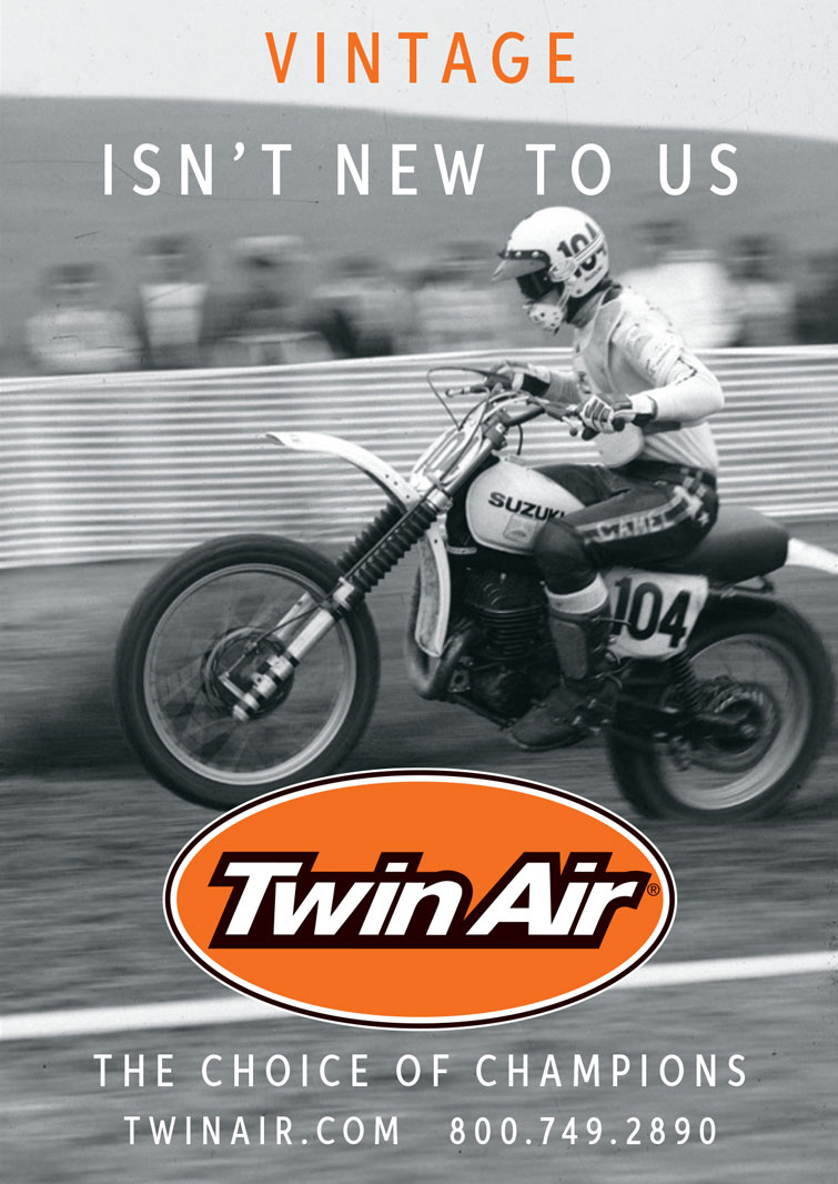 Racer X November 2019 - Twin Air Advertisement