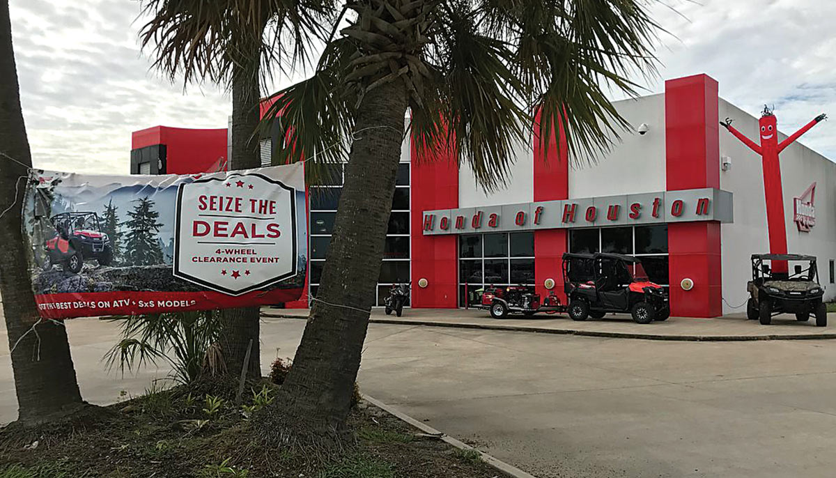 Honda of Houston