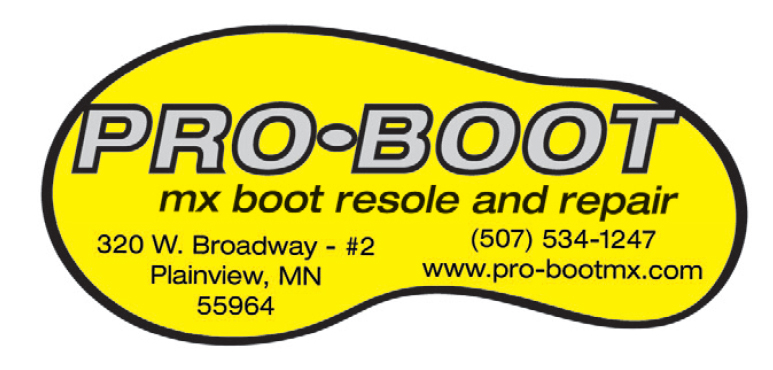 Racer X May 2019 - Pro-Boot Advertisement