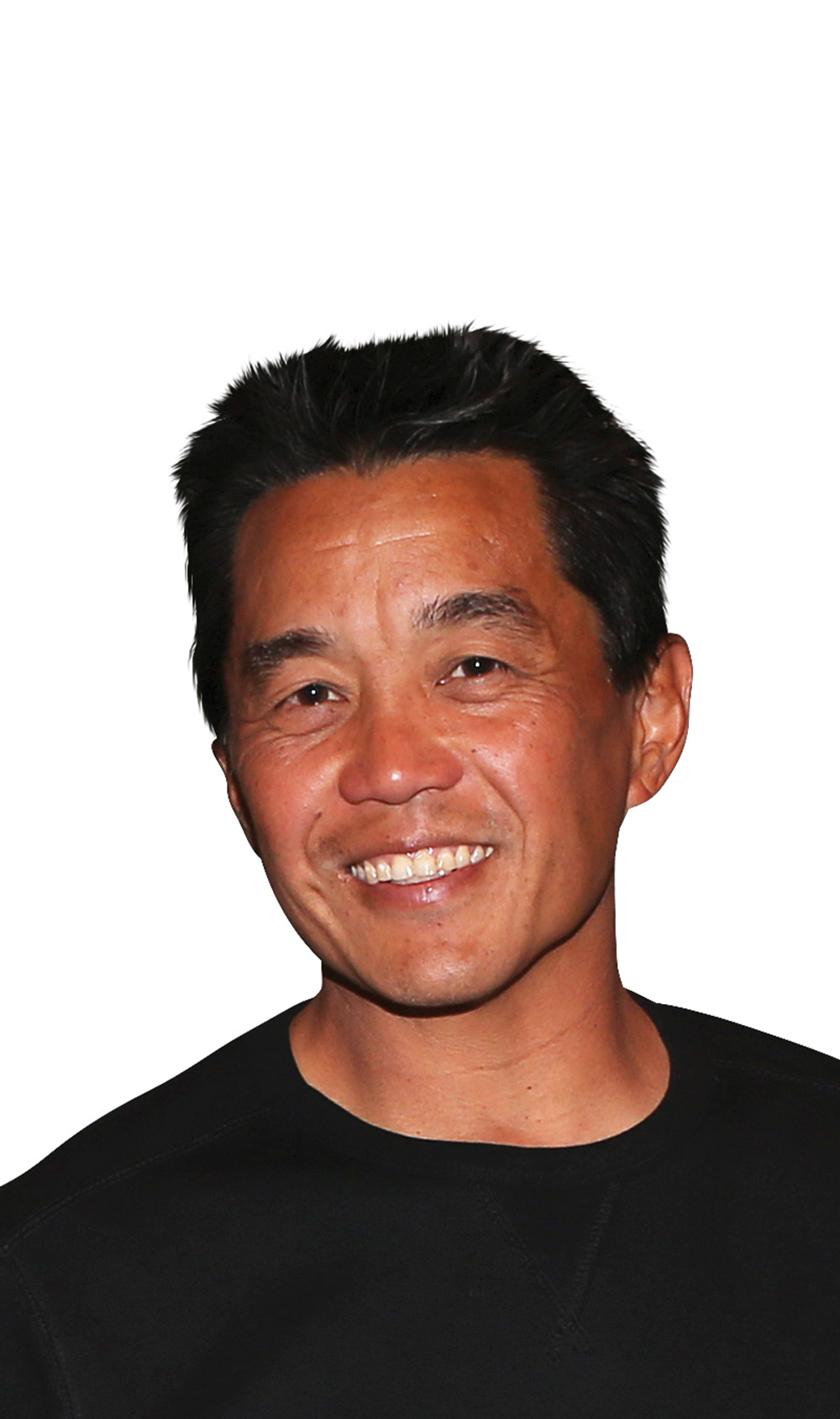 Donn Maeda in Racer X's 2 Tribes