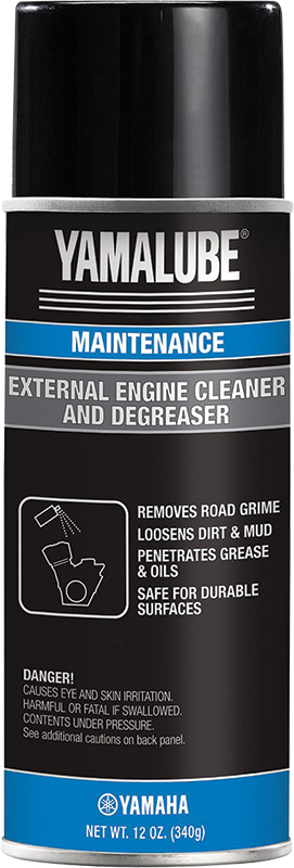 YAMALUBE External Engine Cleaner