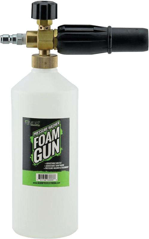 SLICK PRODUCTS Pressure Washer Foam Gun