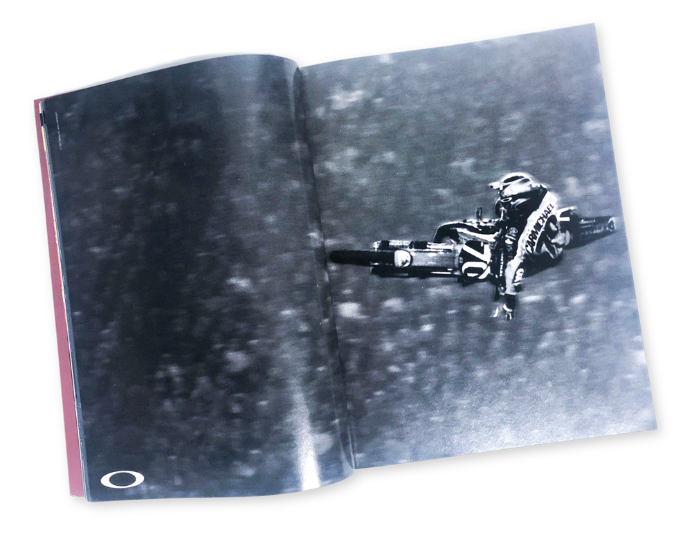 The untold story behind the most expensive photograph in motocross history