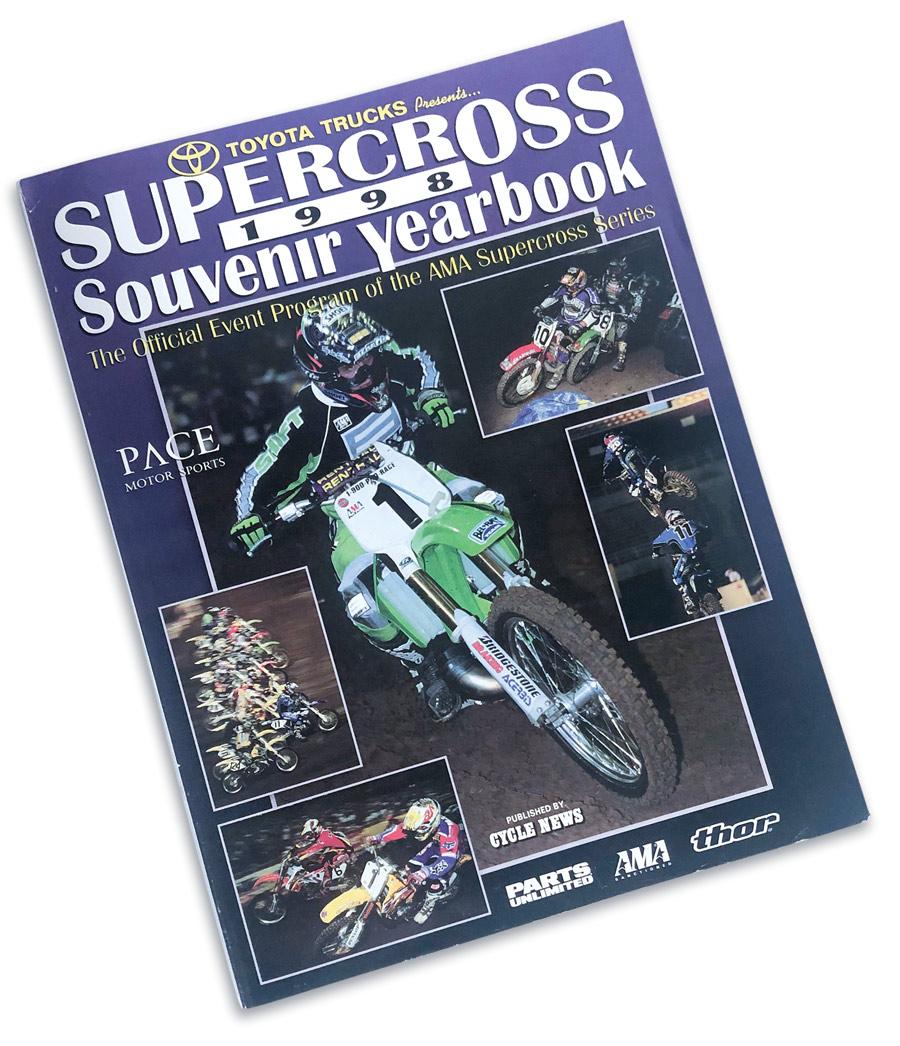 Supercross 1998