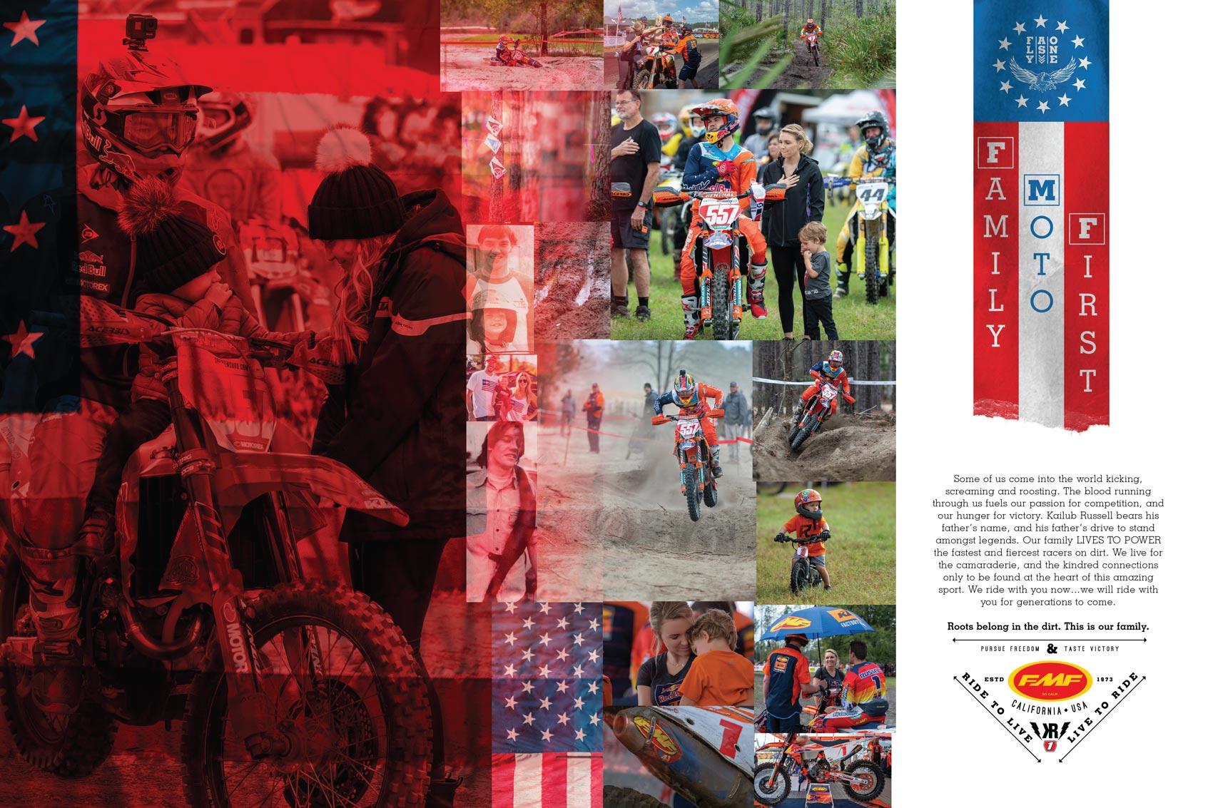 Racer X June 2019 - FMF Advertisement