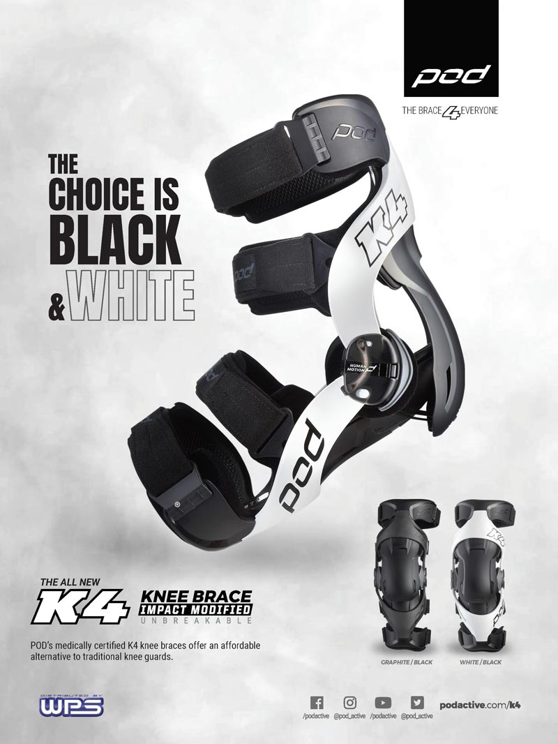 Racer X June 2019 - Pod Advertisement