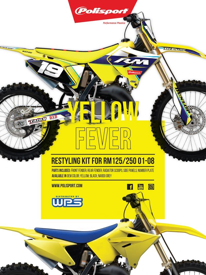 Racer X June 2019 - Polisport Advertisement