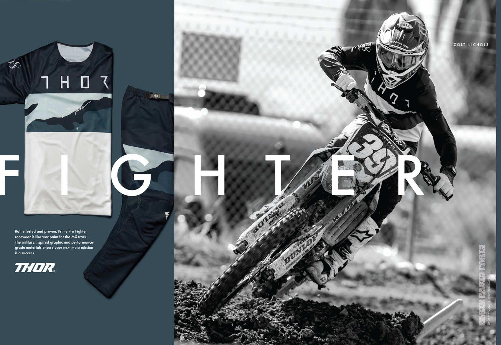 Racer X June 2019 - Thor Advertisement