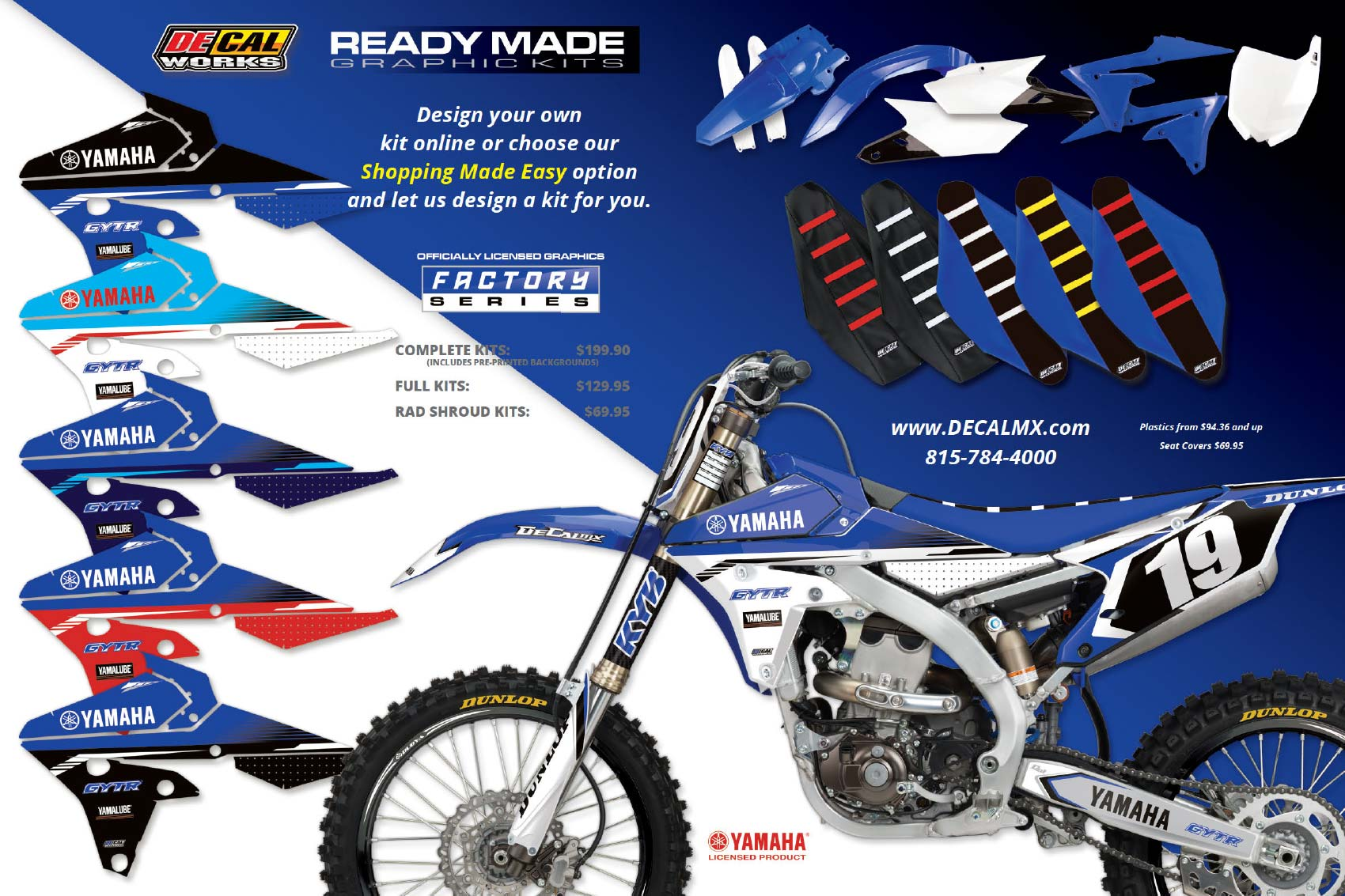 Racer X May 2019 - Decal Works Advertisement