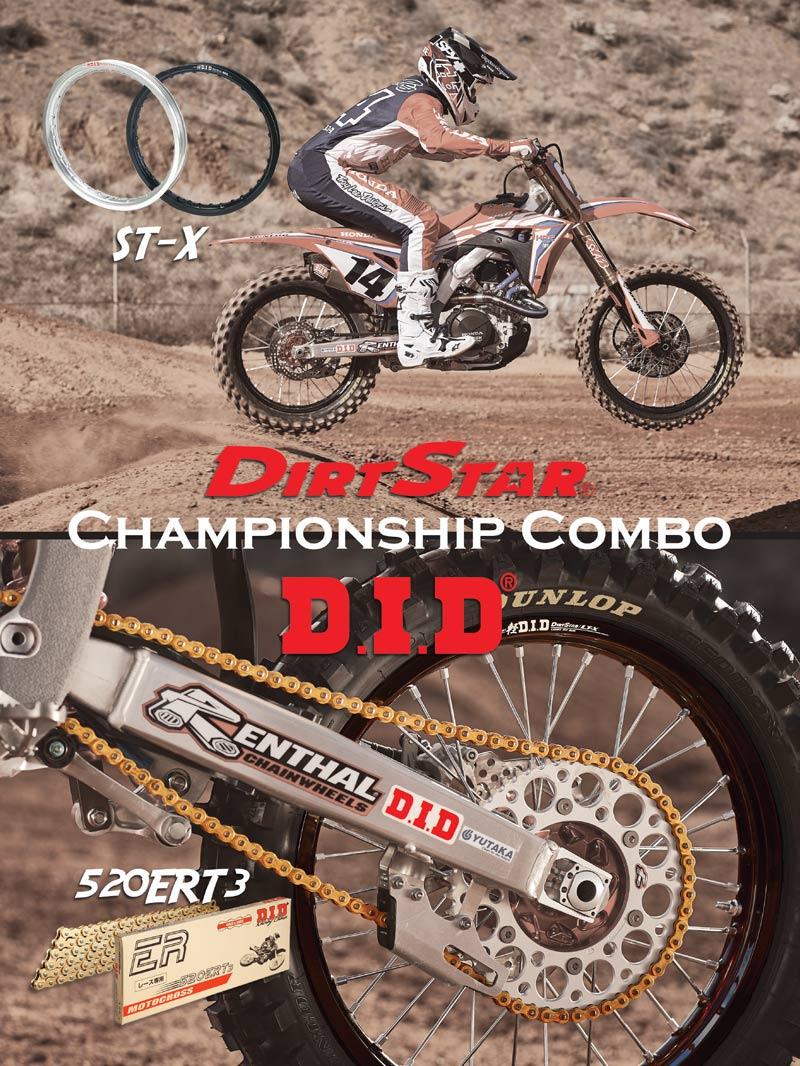 Racer X May 2019 - D.I.D. Advertisement