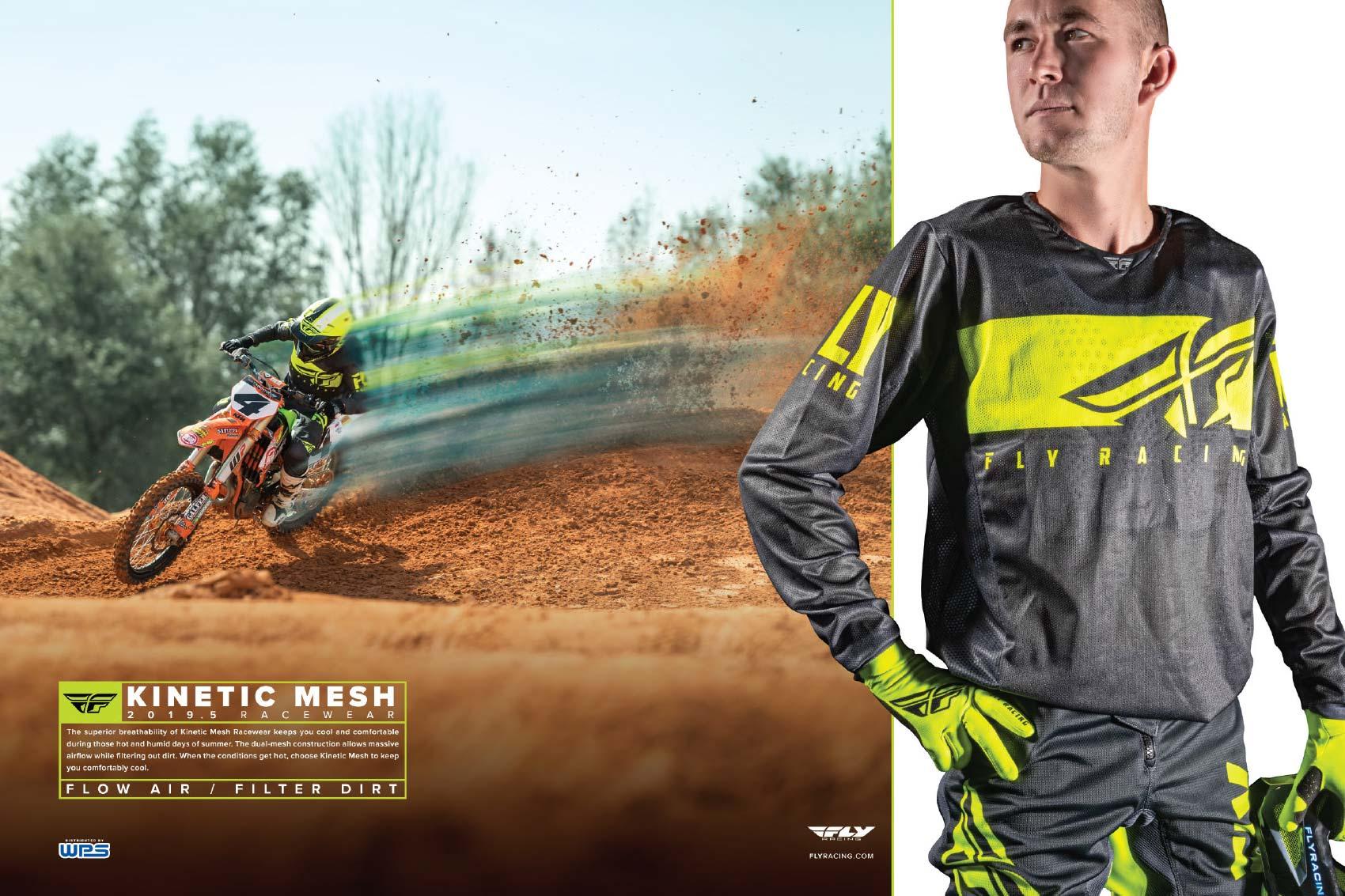 Racer X May 2019 - Fly Racing Advertisement