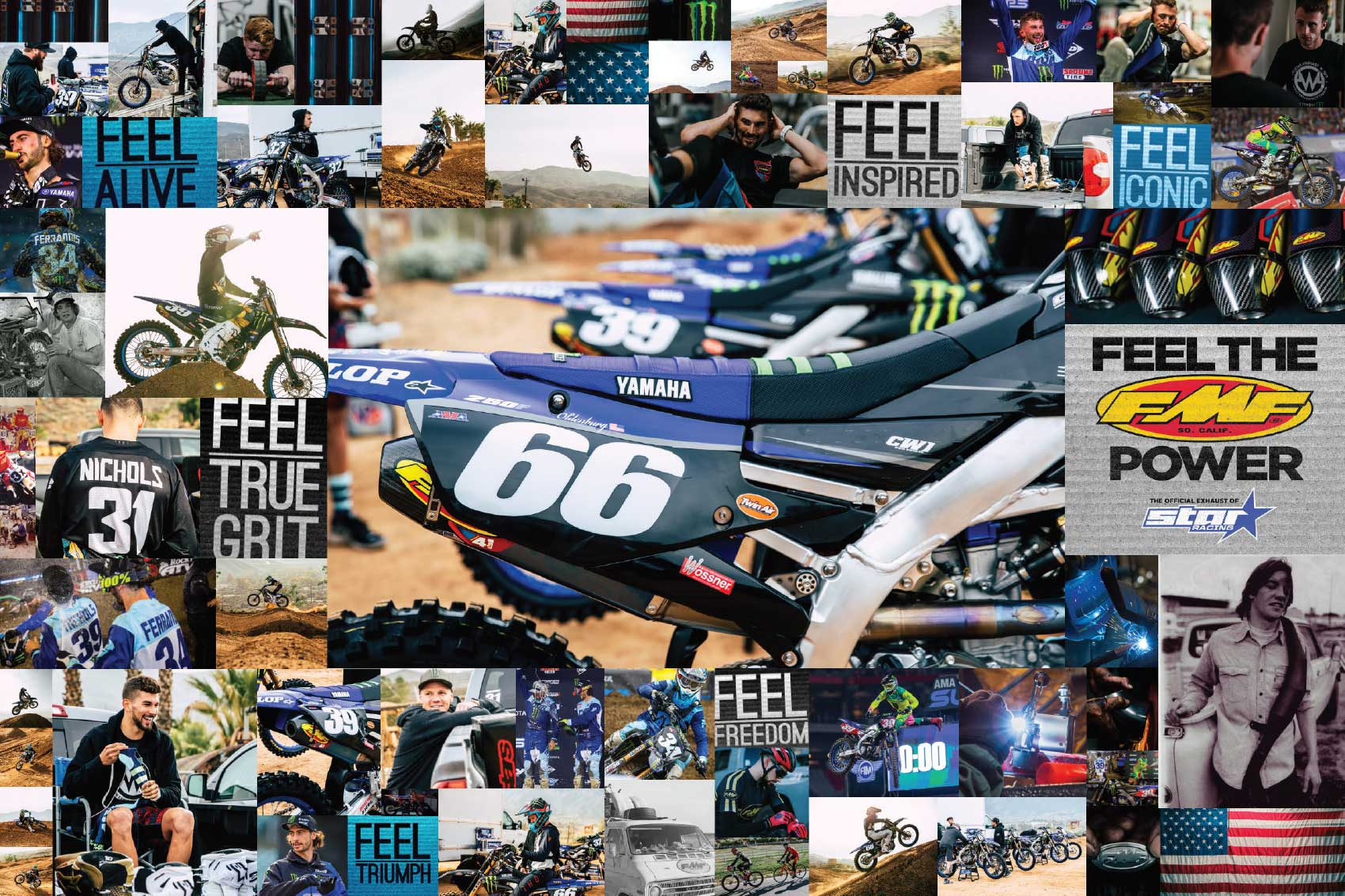 Racer X May 2019 - FMF Advertisement