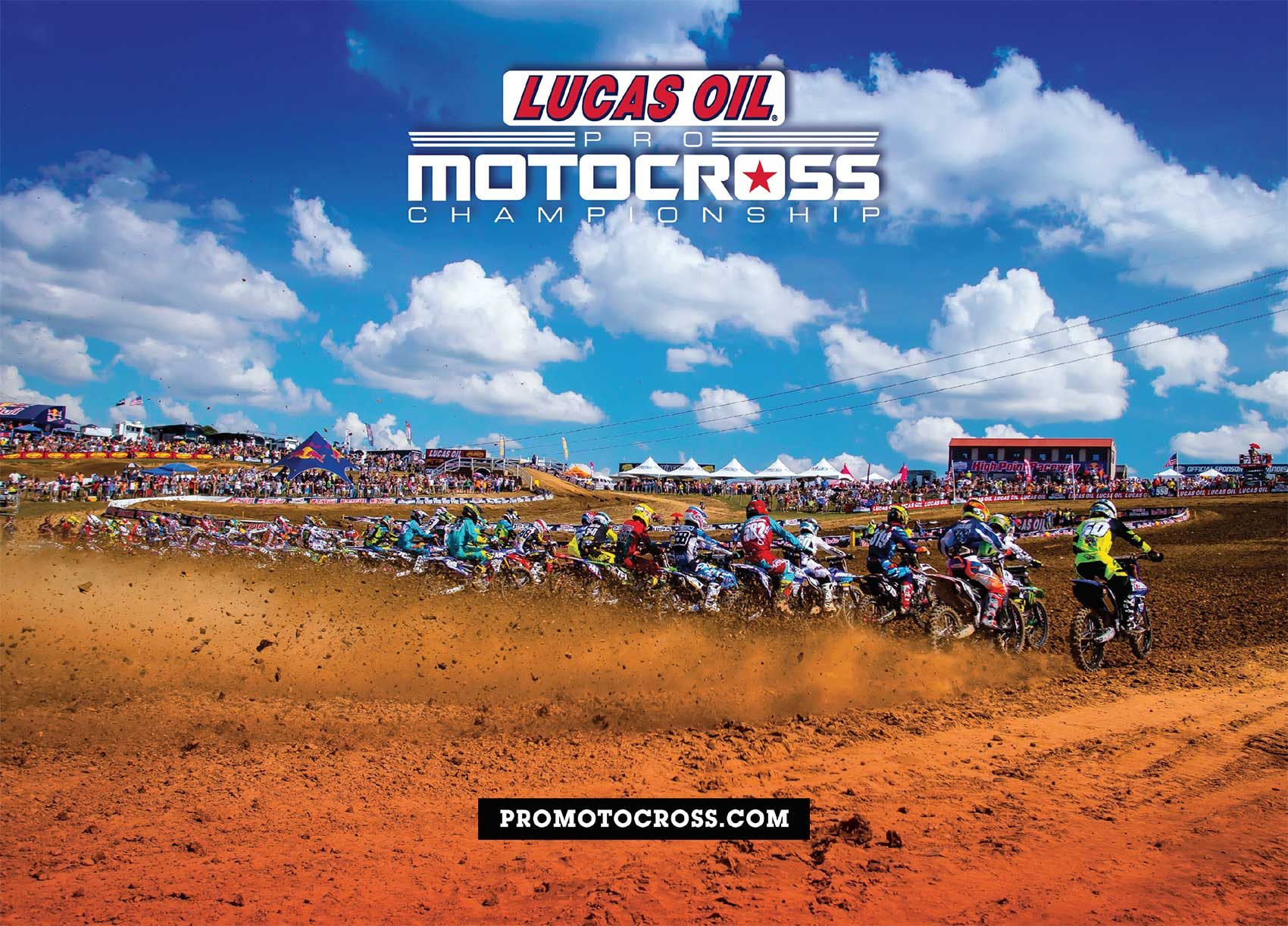 Racer X May 2019 - Lucas Oil Advertisement