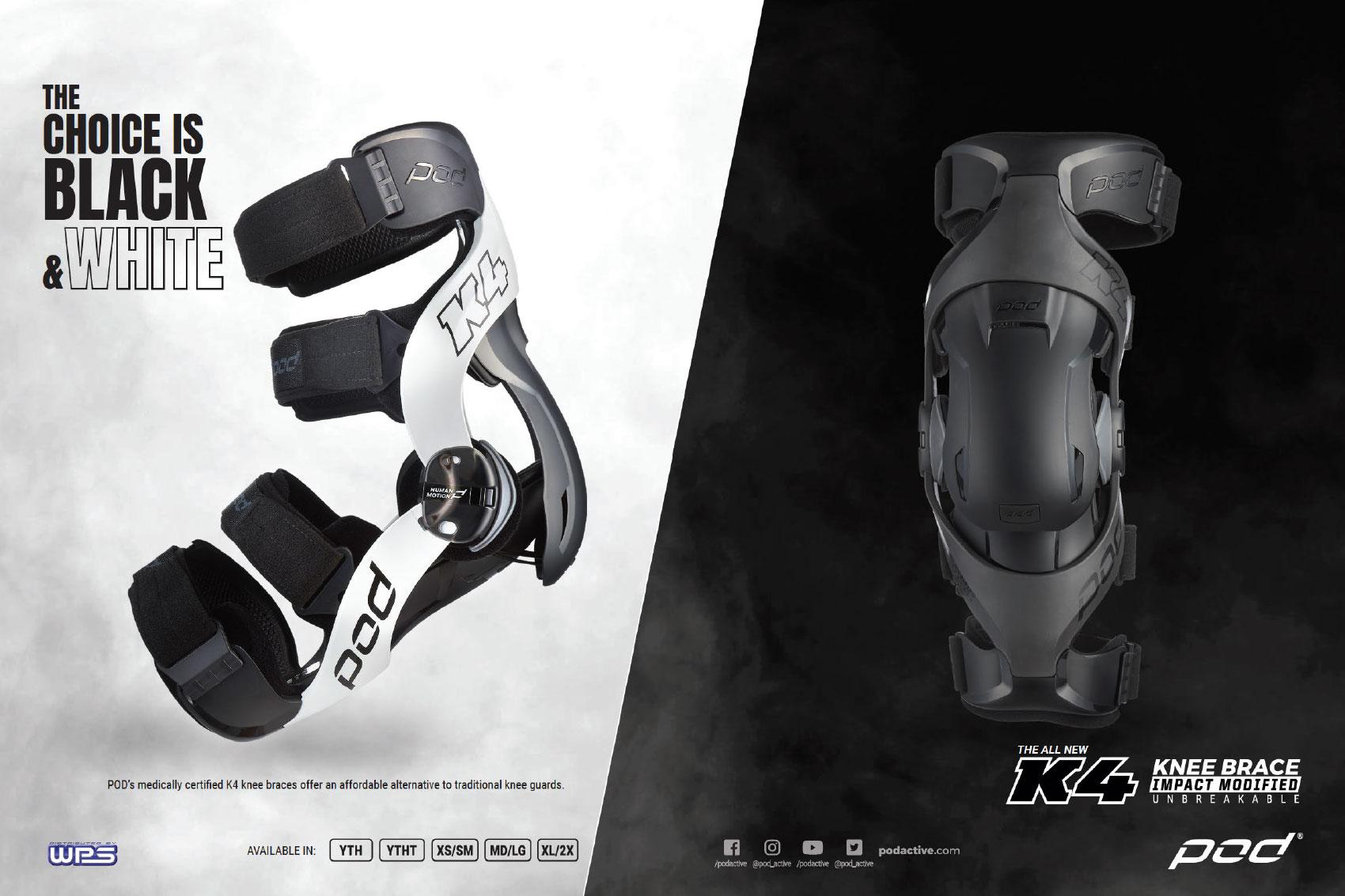 Racer X May 2019 - POD Active Advertisement
