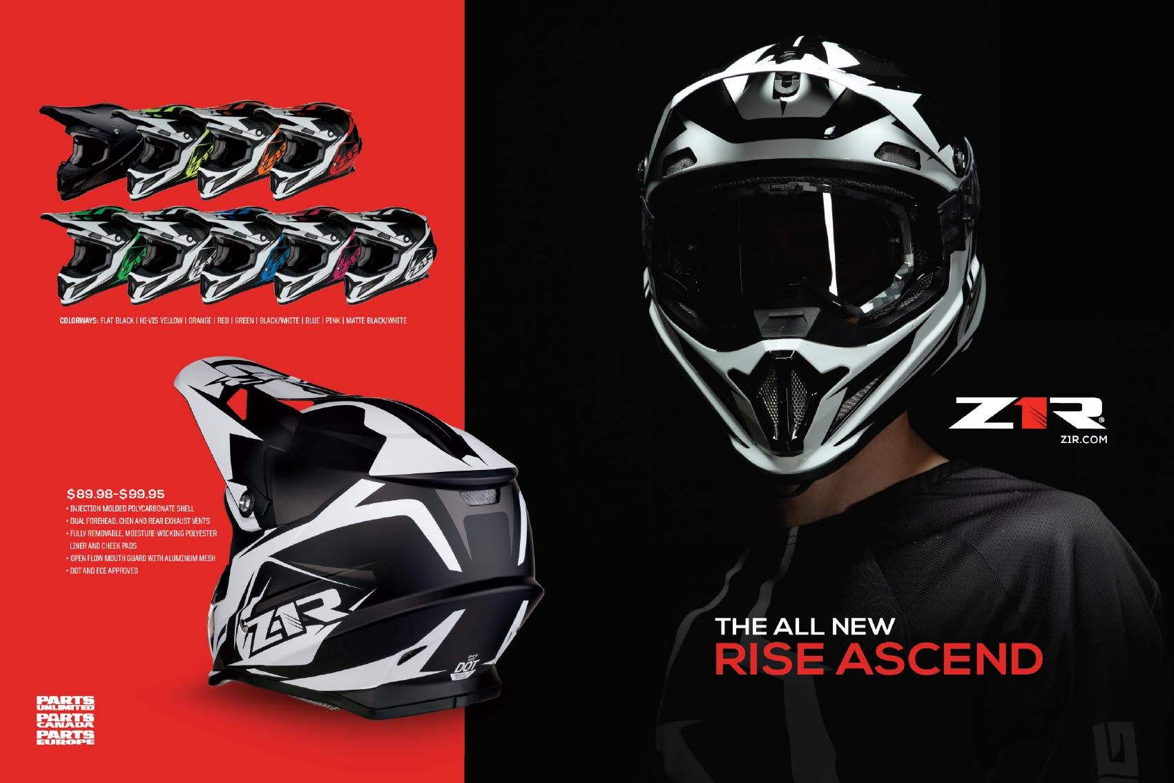 Racer X May 2019 - Z1R Advertisement