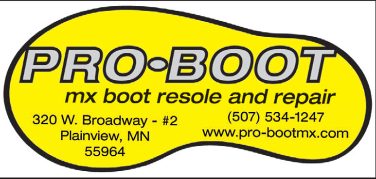 Pro-Boot Advertisement