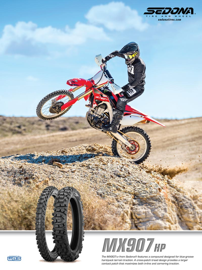 Racer X October 2019 - Sedona Advertisement