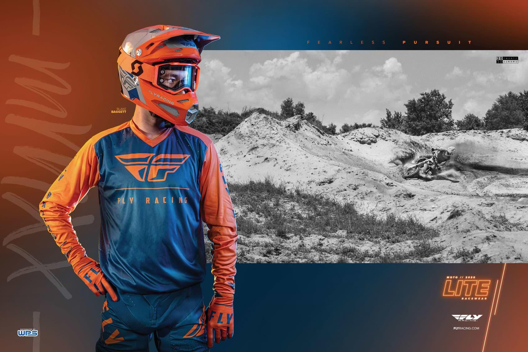Racer X October 2019 - Fly Racing Advertisement